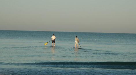 SUP paddleboard rentals Wrightsville Beach